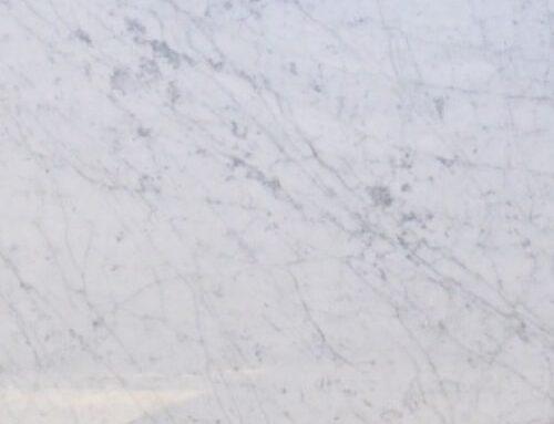 White Carrara Gioia Extra Marble